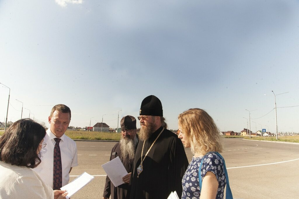 На севере Тамбова появится церковь, фото-1