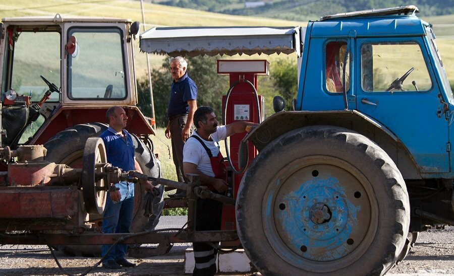 Тамбовским фермерам «подарят» 95 млн рублей на топливо, фото-1
