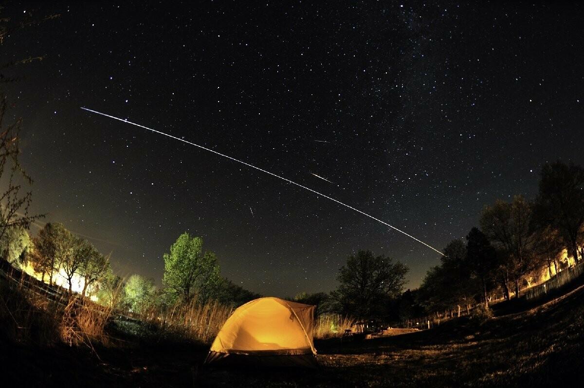 Тамбовчане увидят необычайно яркий метеоритный дождь, фото-1
