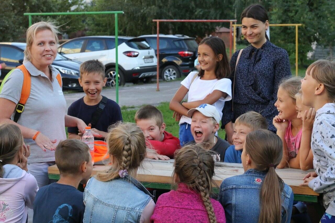 Тамбовским детишкам рассказали, как не потеряться в городе, фото-1