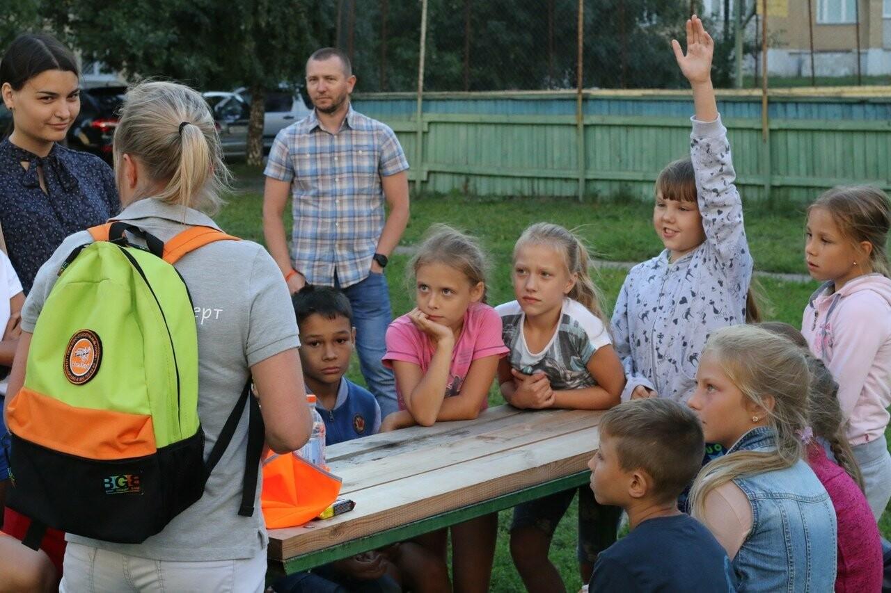Тамбовским детишкам рассказали, как не потеряться в городе, фото-4