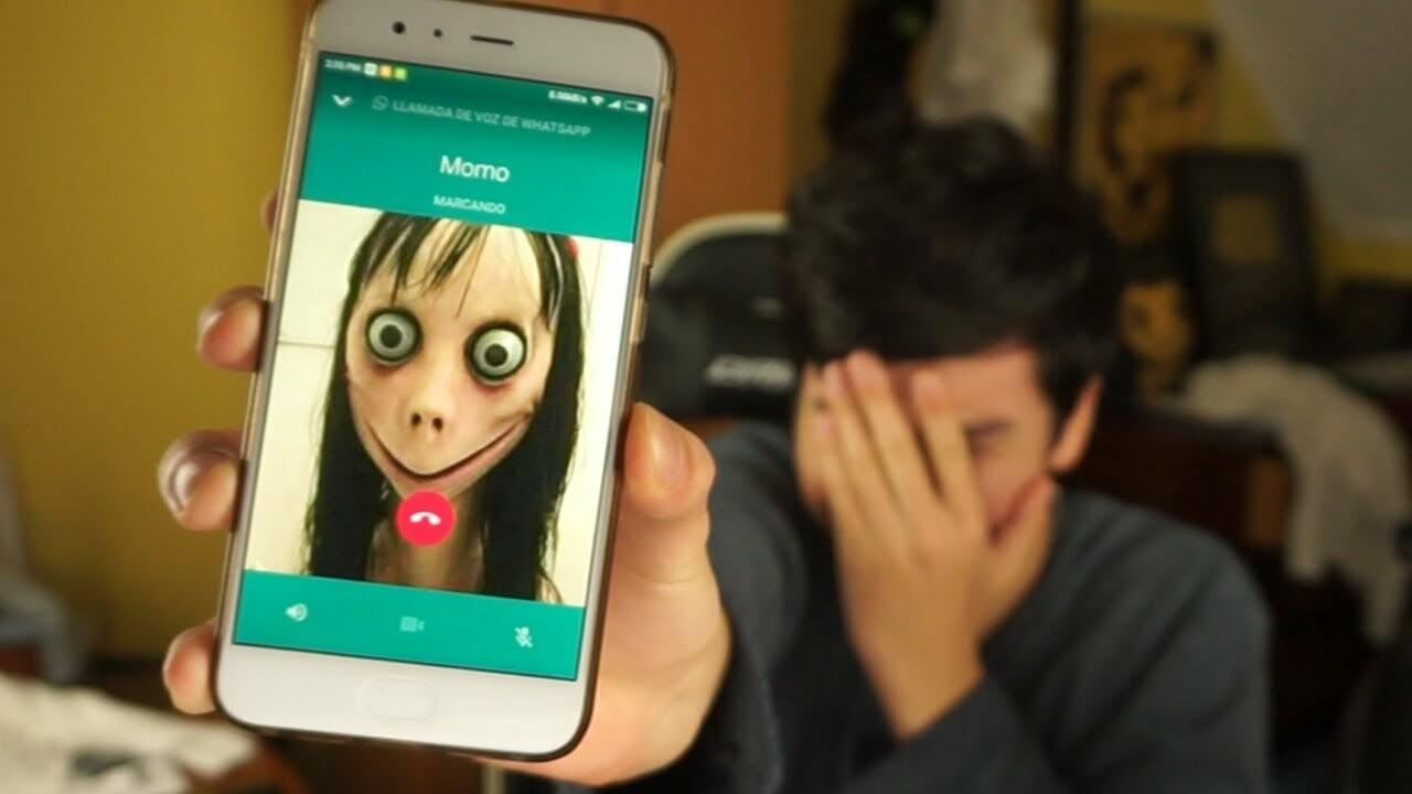 Почему МоМо так пугает Интернет, фото-1