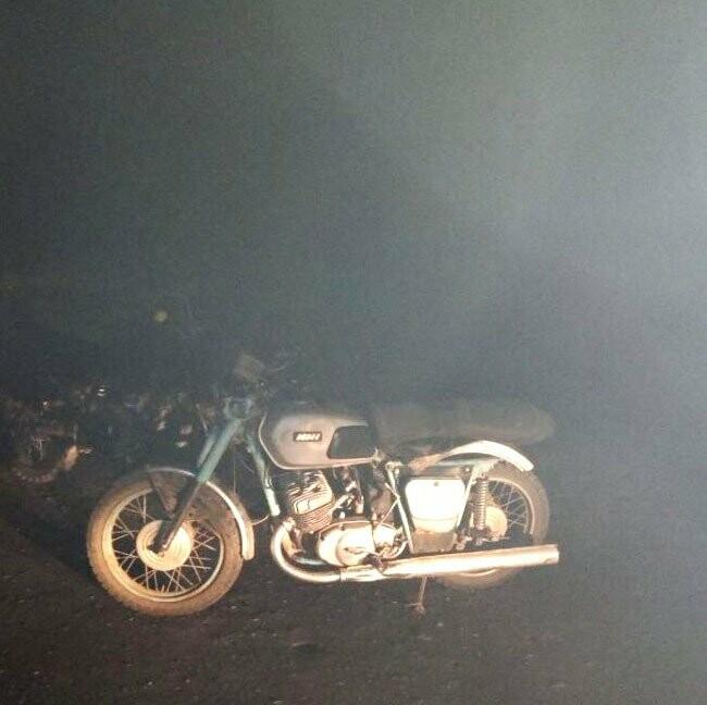 В Рассказовском районе пьяный мотоциклист без прав устроил аварию, фото-1