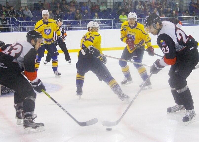 Российские хоккеисты вступили в борьбу за кубок губернатора Тамбовской области, фото-2