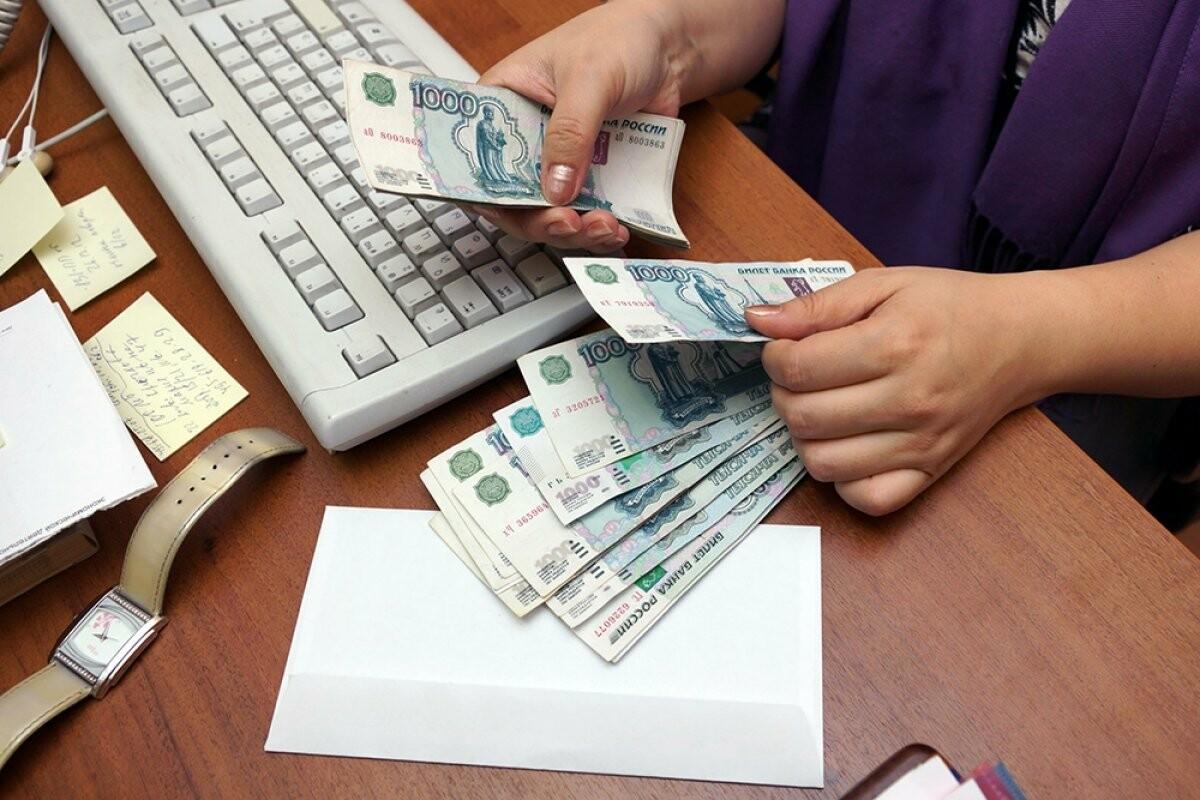 Статистика: зарплаты тамбовчан выросли на 9,2%, фото-1
