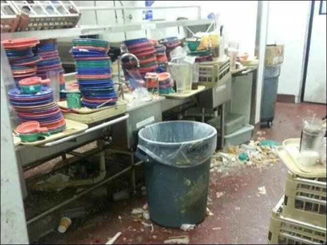 Санитарные врачи «забраковали» два тамбовских кафе, фото-1