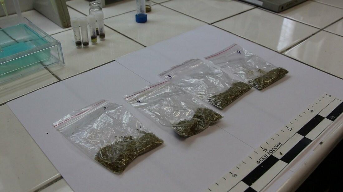 В Тамбове задержали двух молодых наркоторговцев, фото-1