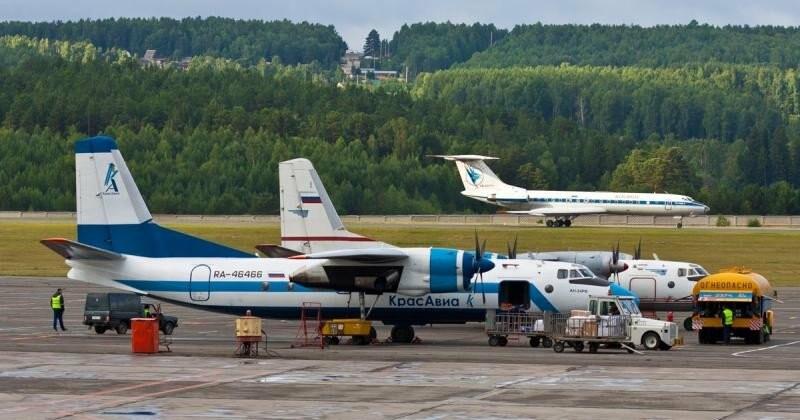 Администрация Тамбовской области пытается продать самолет Ан-24, фото-1