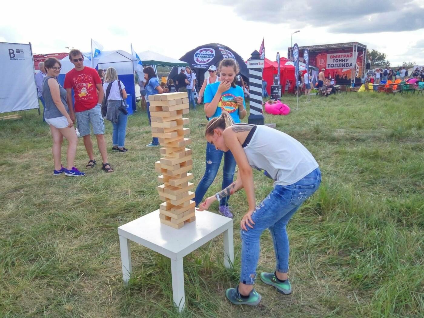 Под Тамбовом стартовал рок-фестиваль «Чернозём-2018», фото-5