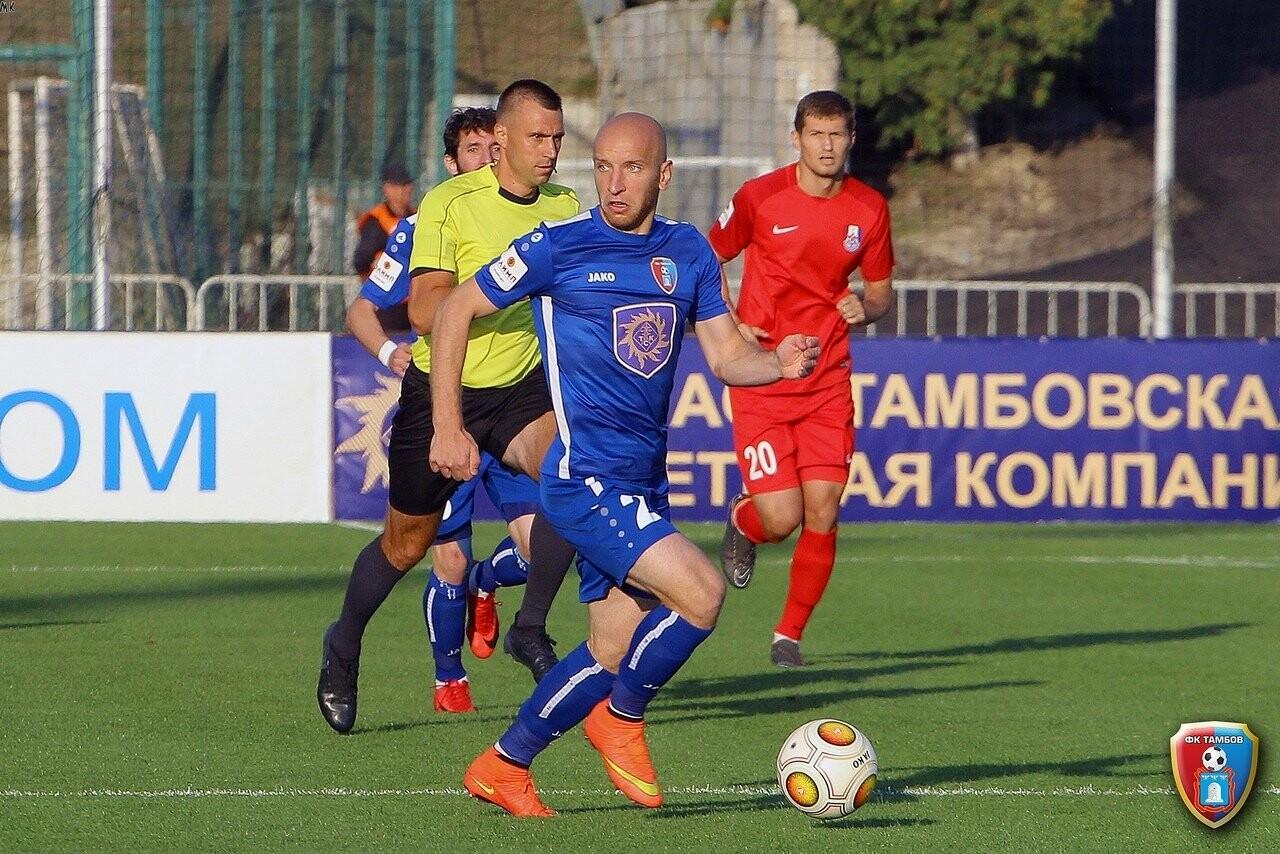 Тамбовчане сыграли вничью с ФК «Мордовия», фото-2