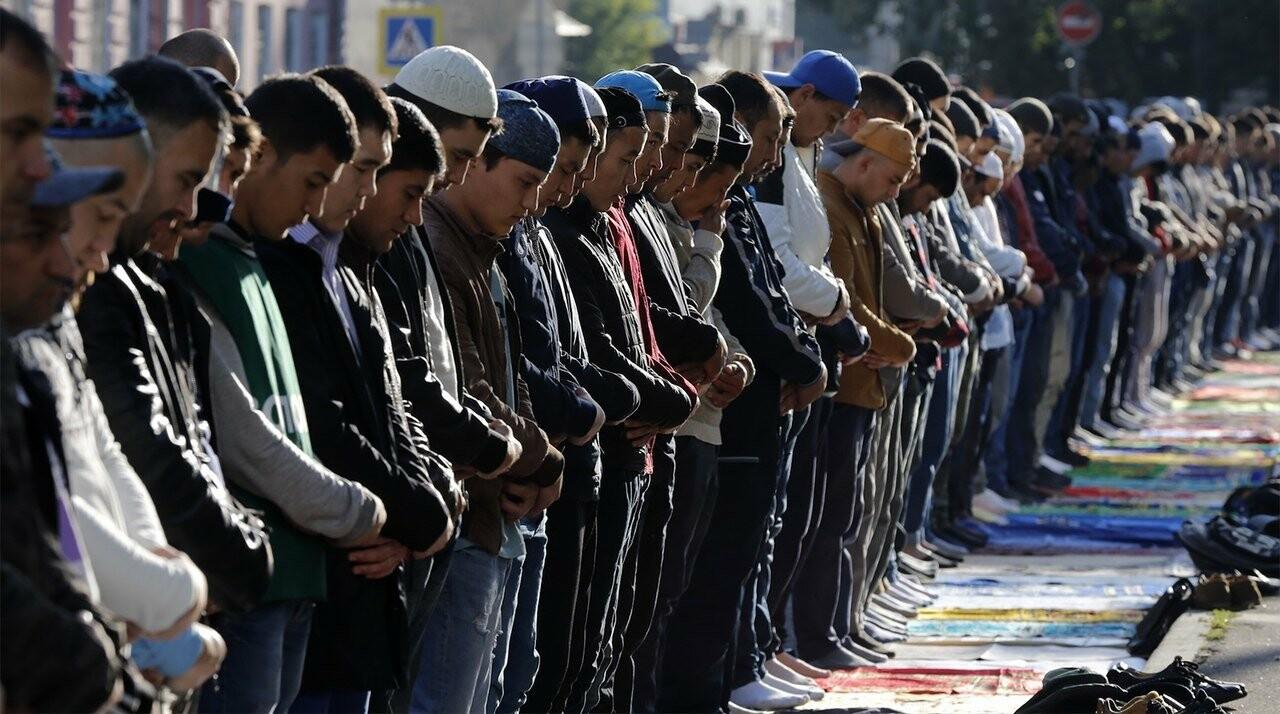 В Тамбове мусульмане празднуют Курбан-байрам, фото-1