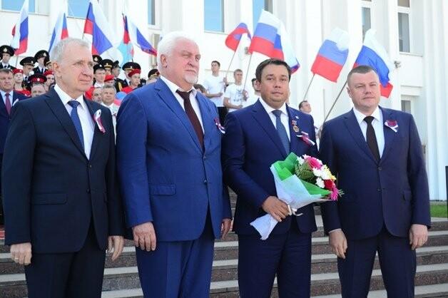 Выдающиеся тамбовчане получили ордена и медали , фото-2