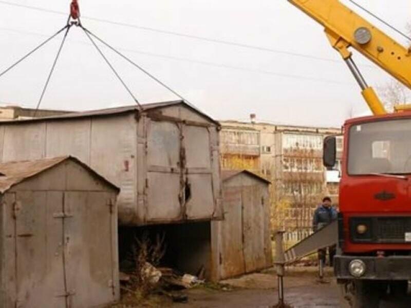 Тамбов «освободят» от незаконных гаражей, фото-1
