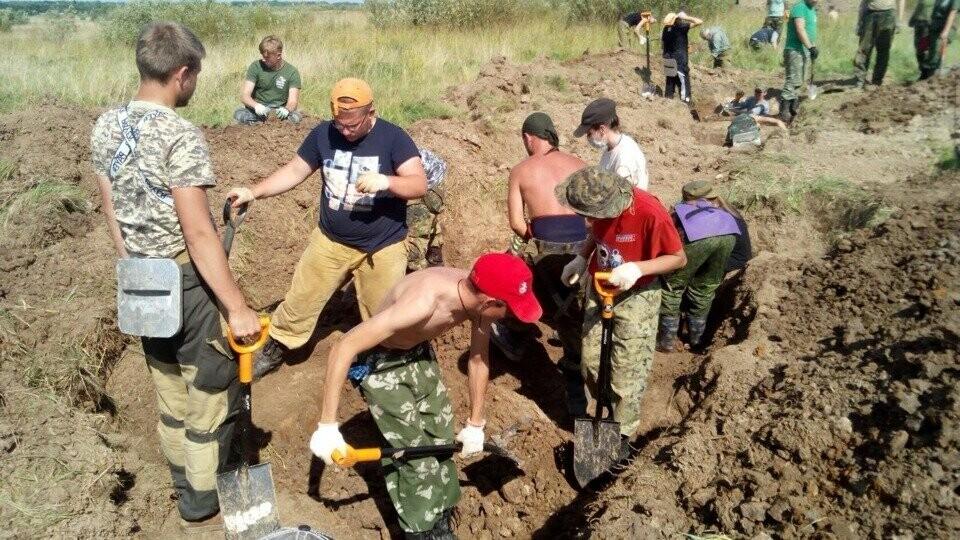 Мичуринские школьники нашли человеческие останки , фото-2