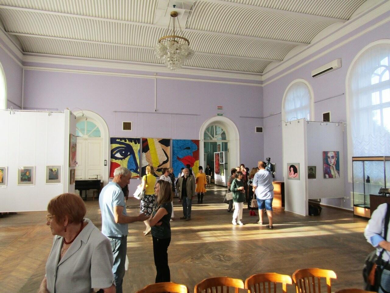 ФОТО: Тамбовская областная картинная галерея