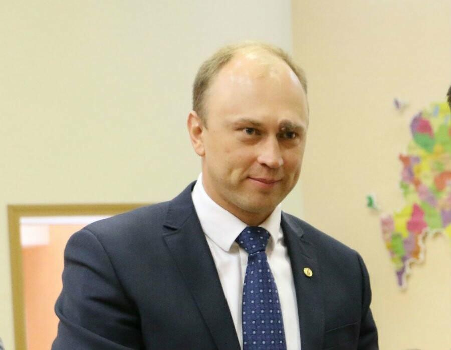 Алексей Бородин, глава Тамбовского района