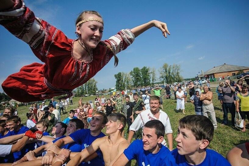 На «Атмановские кулачки» приехали 11 тысяч гостей, фото-2