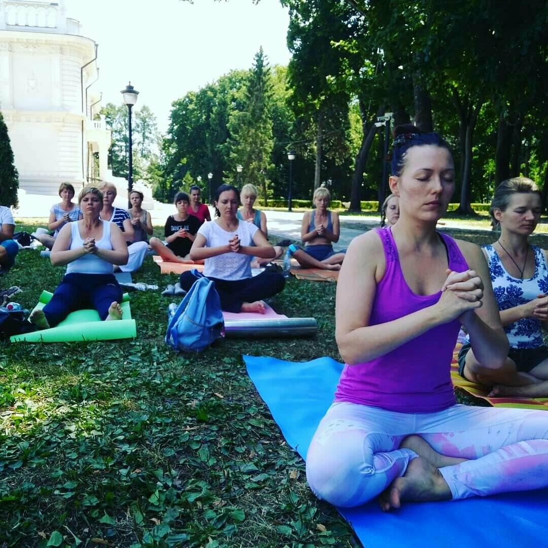 Усадьба Асеевых приглашает на йога-пикник, фото-5