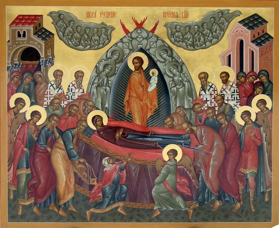 Тамбовчане празднуют Успение Пресвятой Богородицы, фото-3