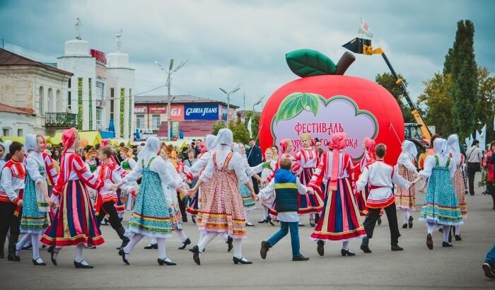 Фестиваль мичуринского яблока отметит юбилей , фото-1