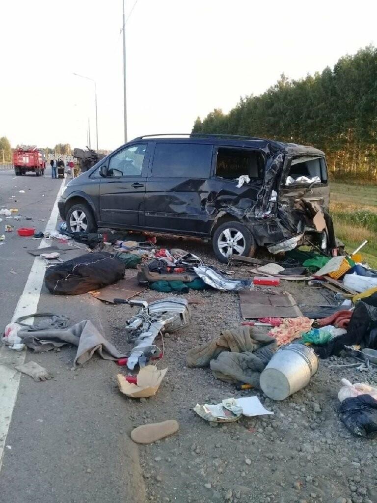 В Никифоровском районе насмерть разбился водитель грузовика, фото-2