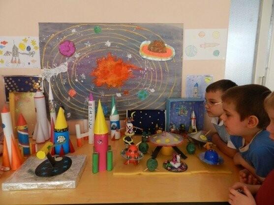 Воспитанники детского сада «Умка» отправятся в космос, фото-1