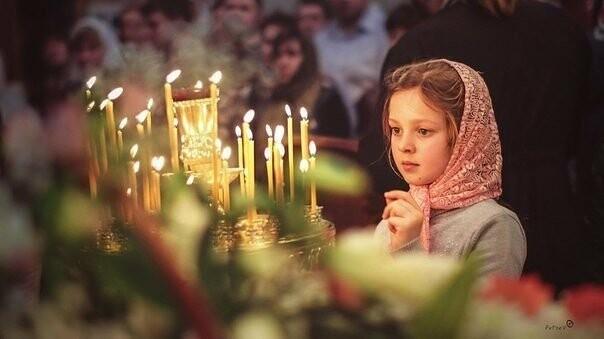 Юные тамбовчане спешат помолиться перед учебным годом, фото-1
