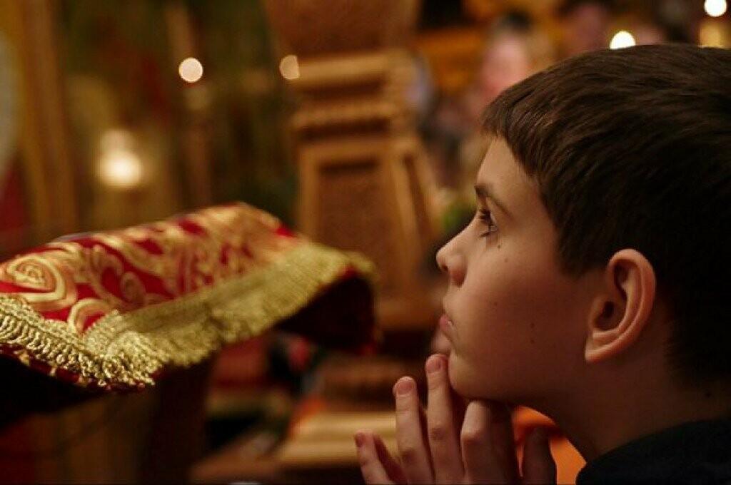 Юные тамбовчане спешат помолиться перед учебным годом, фото-2