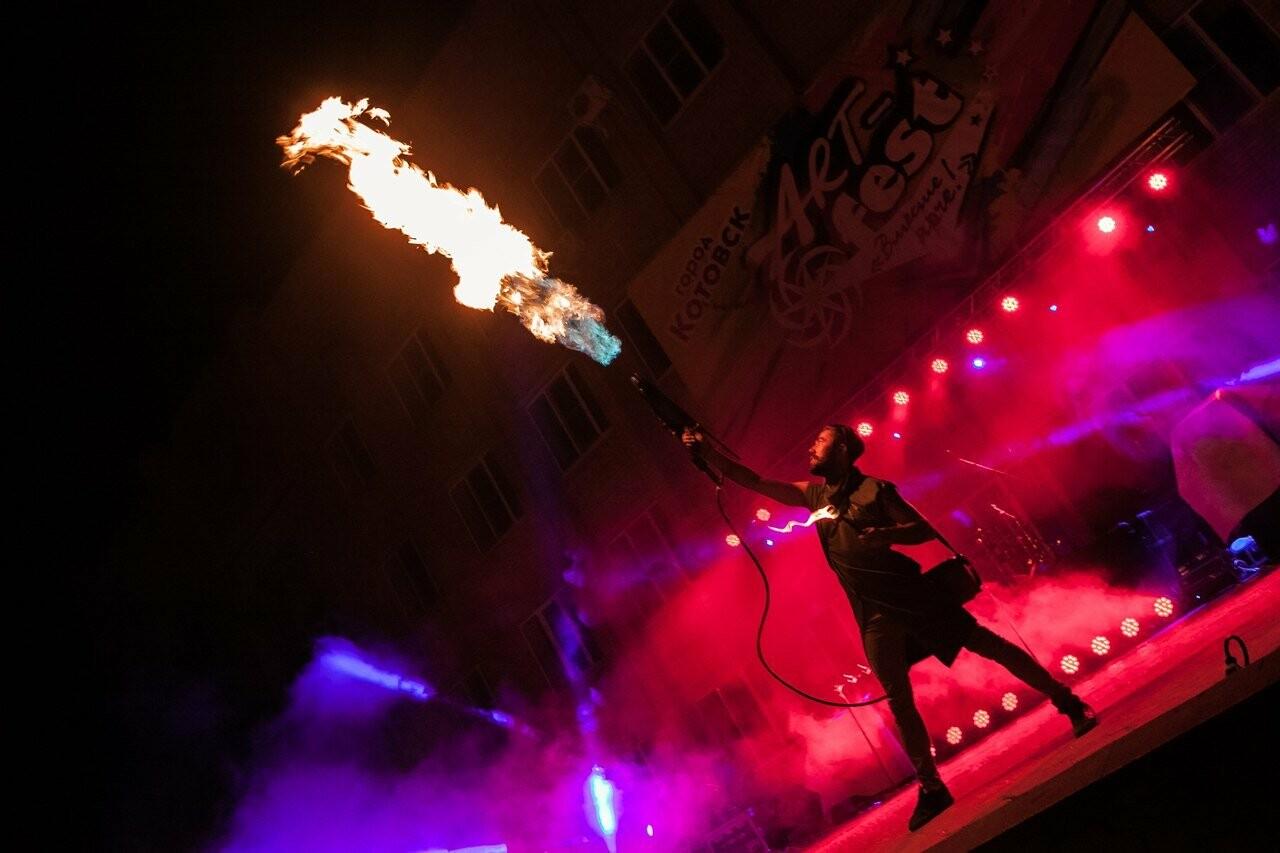 В Котовске пройдёт ART-FEST «Вместе ярче», фото-2