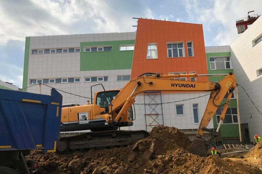 Новую школу в Мичуринске откроют в декабре, фото-1