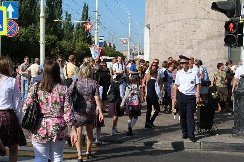День знаний на Тамбовщине обошёлся без происшествий, фото-1