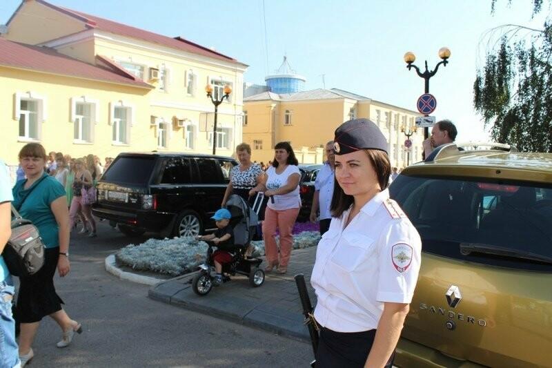 День знаний на Тамбовщине обошёлся без происшествий, фото-3
