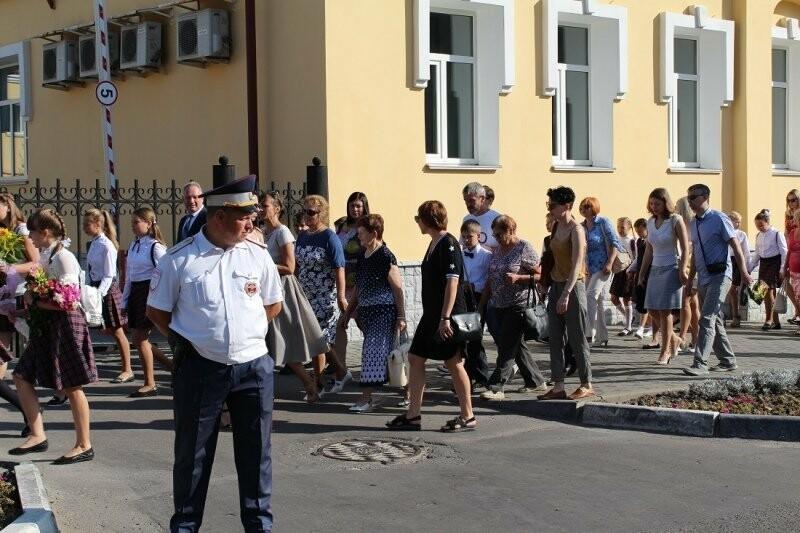День знаний на Тамбовщине обошёлся без происшествий, фото-2