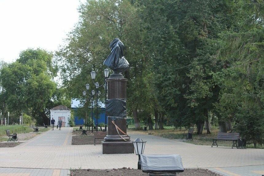 Екатерина Великая возвращается на Тамбовщину, фото-1