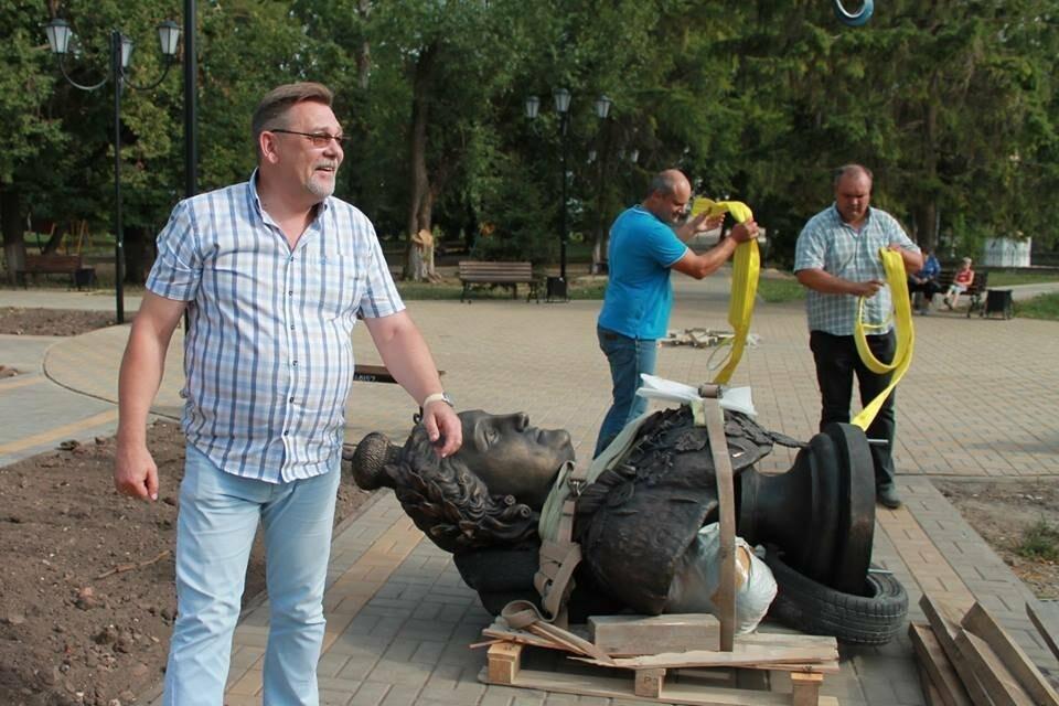 Екатерина Великая возвращается на Тамбовщину, фото-4