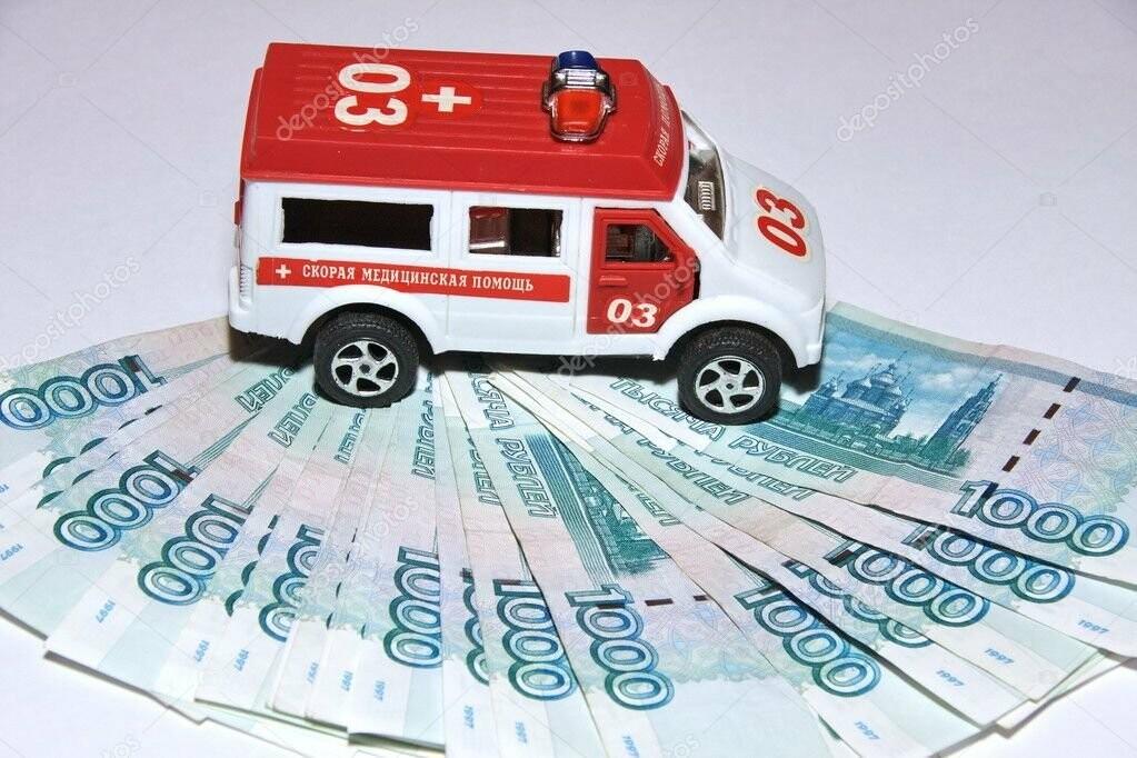 Для тамбовских больниц купят девять новых «скорых», фото-1