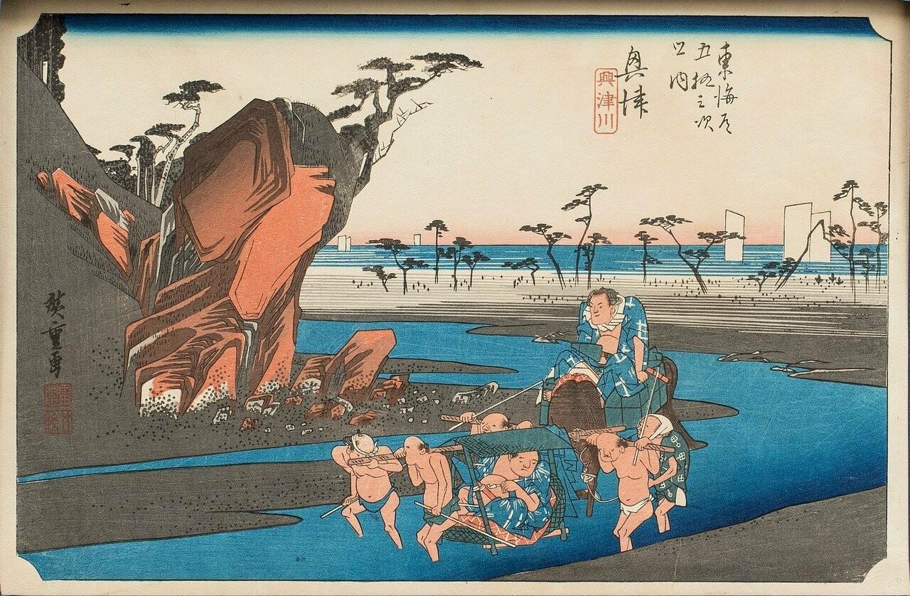 Тамбовчане увидят шедевры японской графики, фото-1