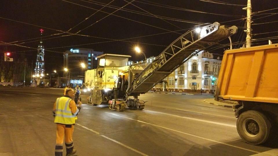 В Тамбове начался ремонт Интернациональной, фото-1