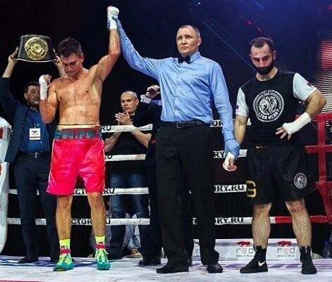 Боксёр Артур Осипов выйдет на ринг в парке «Дружба», фото-1