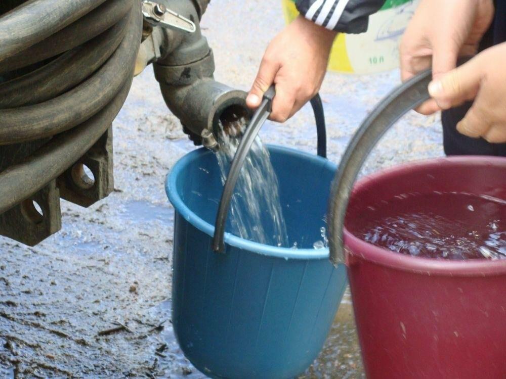 Север Тамбова остался без холодной воды, фото-1