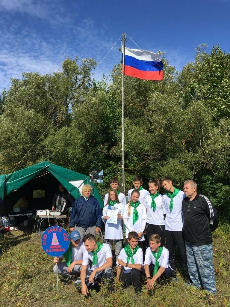 Больше 300 юных тамбовчан стали участниками областного турслёта , фото-1