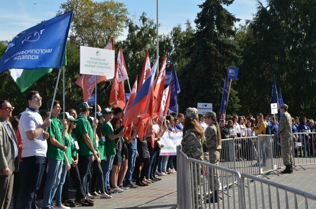Из-за парада студентов перекроют центр Тамбова, фото-1