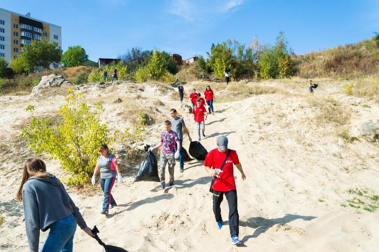 Тамбовщина отметила Всемирный день чистоты субботниками по всей области , фото-3
