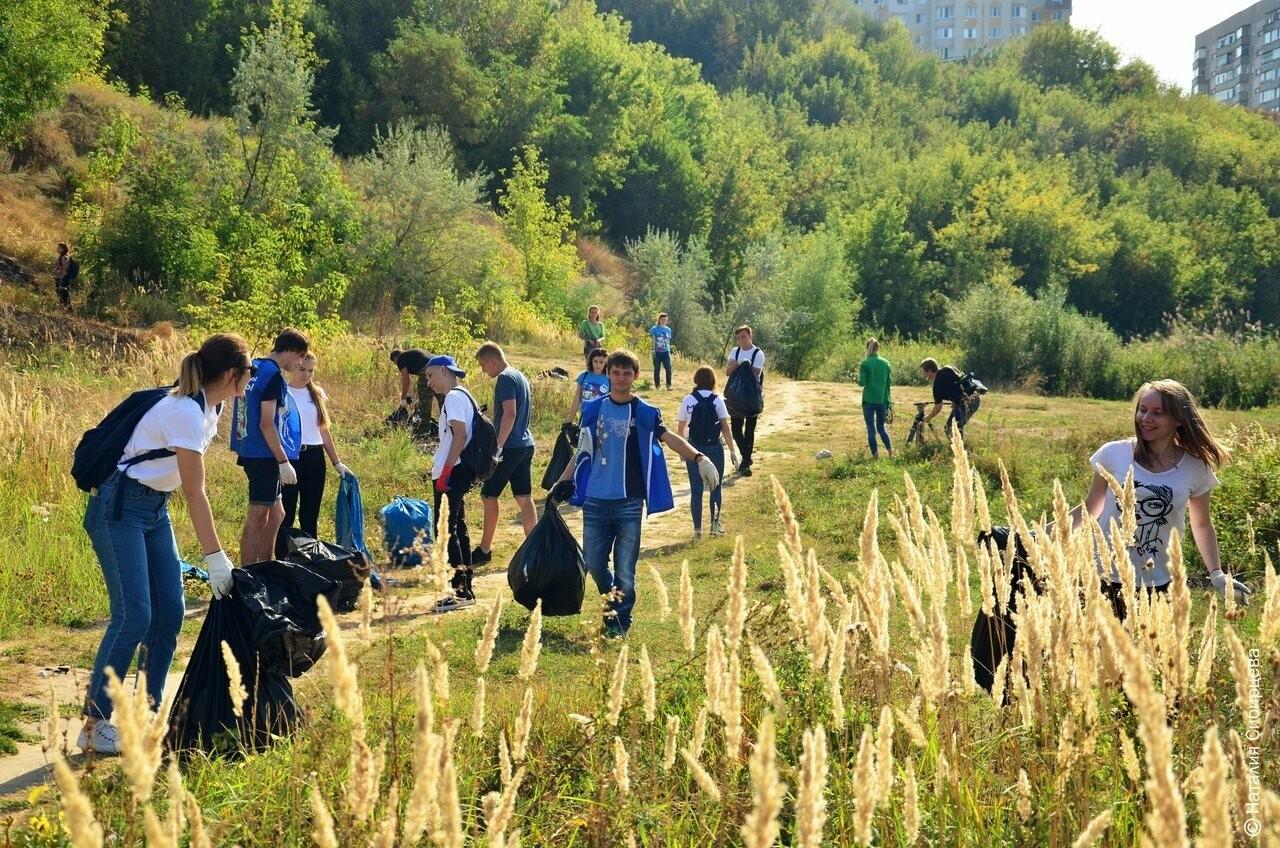 Тамбовщина отметила Всемирный день чистоты субботниками по всей области , фото-1