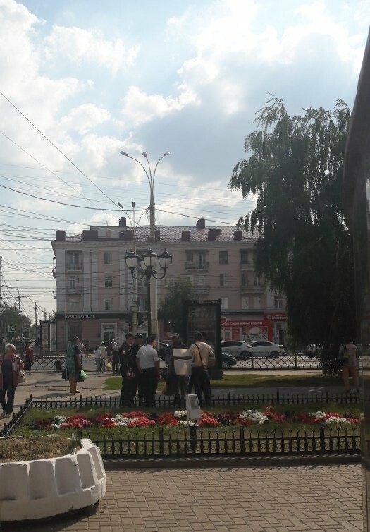 Тамбовского коммуниста задержали за приглашение горожан на акцию протеста, фото-1