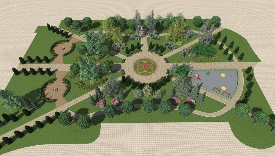 Тамбовчане предложили превратить пустырь в центре города в сквер, фото-3