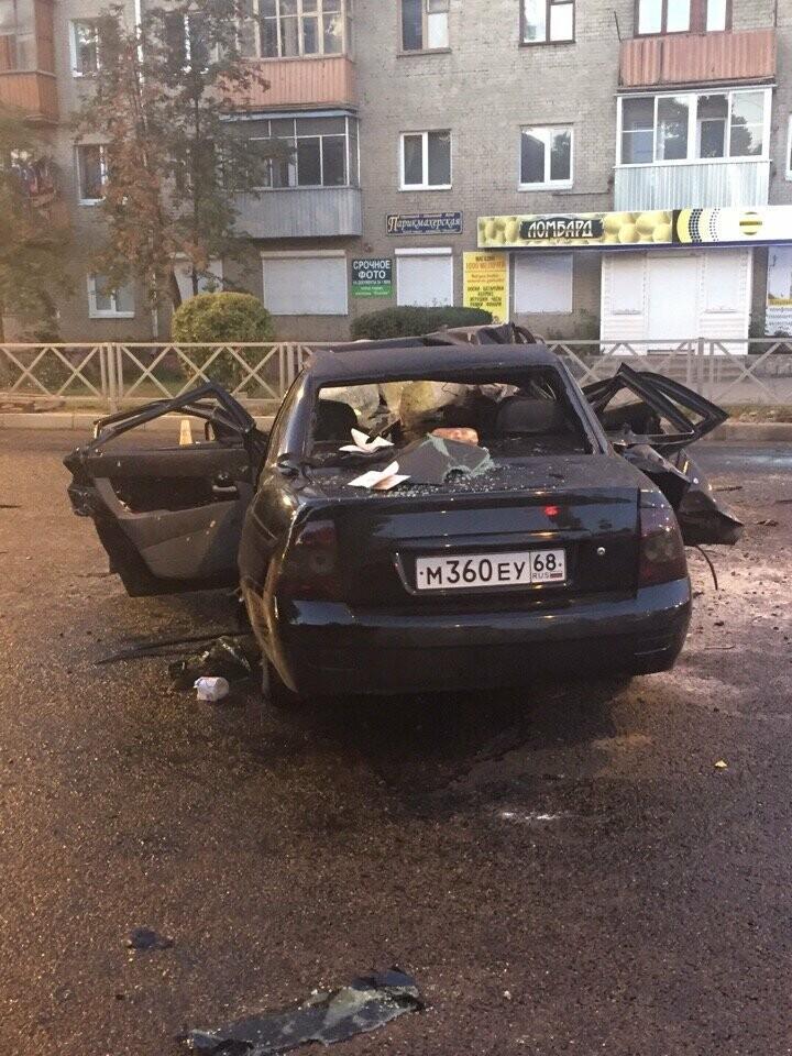 """Фото: Паблик ВК """"Подслушано у автомобилистов/Тамбов"""""""