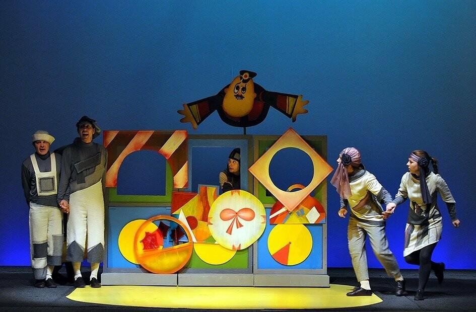 В Тамбове с гастролями выступает воронежский кукольный театр, фото-1