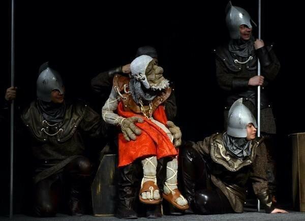 В Тамбове с гастролями выступает воронежский кукольный театр, фото-2