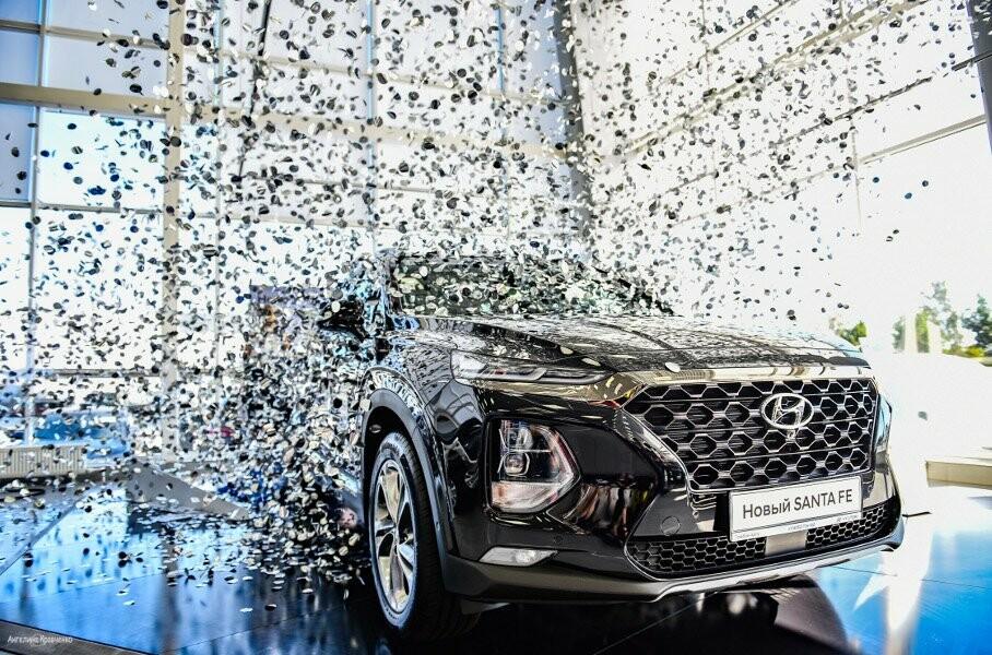 В Тамбове презентовали новинки от Hyundai, фото-9